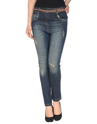 Souvenir Clubbing Denim Pants Blue