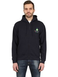 Dynamo Camp Hooded Cotton Fleece Sweatshirt