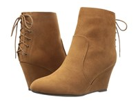 Chinese Laundry Dl Go Viral Whiksey Women's Lace Up Boots Brown