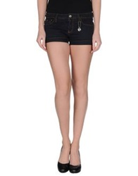 Cnc Costume National C'n'c' Costume National Denim Shorts Blue