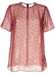 Camilla And Marc Lilia Sheer T Shirt 60