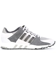 Adidas Originals Lace Up Trainers Grey