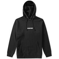 Undefeated Original Pullover Hoody Black