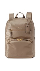 Tumi Halle Backpack Khaki