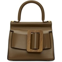 Boyy Brown Karl 19 Top Handle Bag