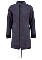 Publish Fynix Short Coat Navy Dark Blue