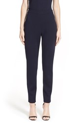 Women's St. John Collection 'Alexa' Stretch Milano Knit Ankle Pants