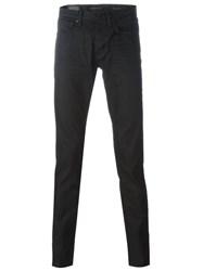 John Varvatos Slim Fit Pants Black