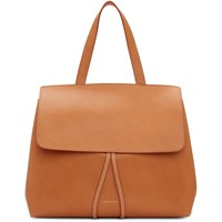 Mansur Gavriel Tan Lady Bag