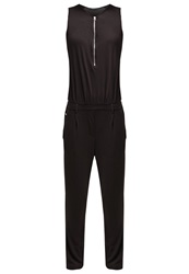 Replay Jumpsuit Black