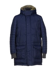 Iceberg Down Jackets Dark Blue