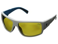 Zeal Optics Big Timber White Caps Polarized Auto Lens Sport Sunglasses Gray