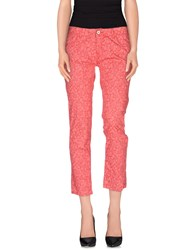Notify Jeans Notify Trousers Casual Trousers Women Coral