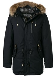 Mackage Seth Padded Coat Blue