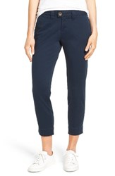 Jag Jeans Women's Creston Ankle Crop Stretch Twill Pants