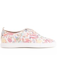 Tabitha Simmons Tate Plain Sneakers White
