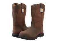 Carhartt 11 Waterproof Wellington Steel Toe Brown Men's Work Boots