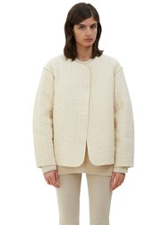 Lauren Manoogian Oversized Tami Jacket Naturals