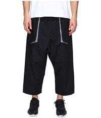 Yohji Yamamoto M Mil Spacer Pants Black Men's Casual Pants