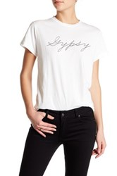 Sincerely Jules Gypsy Tee White