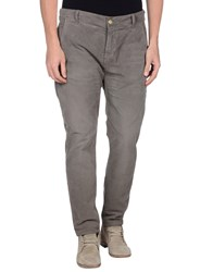 Meltin Pot Trousers Casual Trousers Men Grey