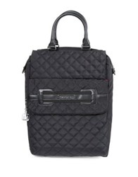 Hedgren Kayla Convertible Backpack Black