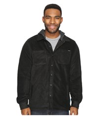 O'neill Glacier Quilted Long Sleeve Woven Black Men's Clothing