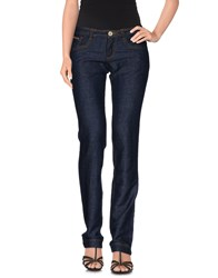 Amy Gee Denim Denim Trousers Women Blue