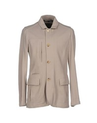 Allegri Coats And Jackets Jackets Men Beige
