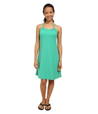 Prana Quinn Dress Cool Green Women's Dress