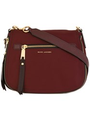 Marc Jacobs Nomad Shoulder Bag Red