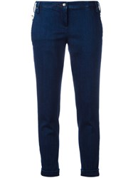 Jacob Cohen Cropped Jeans Blue