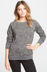 Element 'Wild Things' Fleece Pullover Grey Heather