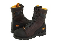 Timberland Rigmaster 8 Waterproof Steel Toe Dark Brown Black Men's Work Lace Up Boots