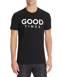 Kid Dangerous Good Times Tee Black