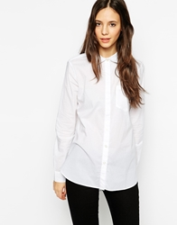 Jdy J.D.Y Long Sleeve Shirt White
