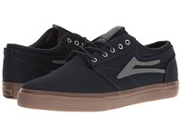 Lakai Griffin Navy Gum Textile Men's Skate Shoes