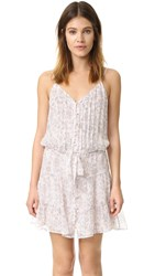 Paige Shirley Dress Orchid Deep Cider