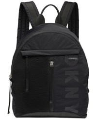 Dkny Jadyn Medium Backpack Created For Macy's Black