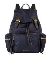 Burberry Shoes And Accessories Buckle Rucksack Female Midnight