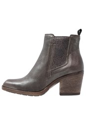 Mjus Ankle Boots Pepe Dark Grey