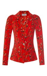 Preen By Thornton Bregazzi Noa Jacket Red