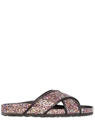 Tatoosh 10Mm Glittered Slide Sandals Multi