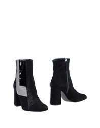 Gianna Meliani Ankle Boots Black