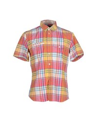 Pepe Jeans Shirts Shirts Men Red