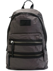 Marc By Marc Jacobs 'Domo Arigato Packrat' Backpack Grey