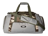 Oakley Gym To Street Small Duffel Olive Camo Duffel Bags Green