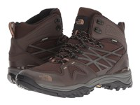 The North Face Hedgehog Fastpack Mid Gtx R Chocolate Brown Cargo Khaki Hiking Boots
