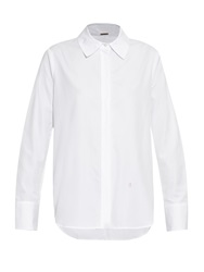 Adam By Adam Lippes Relaxed Fit Cotton Shirt