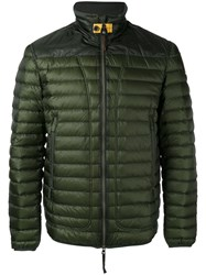 Parajumpers Arthur Padded Jacket Green